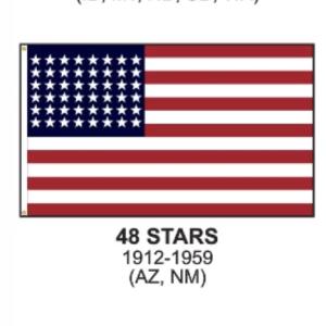 Flaggenfritze/® Gro/ße Stockflagge Schwenkflagge Vatikan 60 x 90 cm